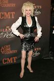 Dolly Parton. At the CMT Giants honoring Reba McEntire. Kodak Theatre, Hollywood, CA. 10-26-06 Stock Images