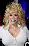 Dolly Parton. At the Los Angeles premiere of 'Joyful Noise' held at the Grauman's Chinese Theatre in Hollywood on January 9, 2012 Royalty Free Stock Photo
