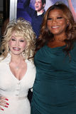 Dolly Parton, Queen Latifah Stock Image