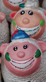 Dolly The Sheep Smiie foto de archivo libre de regalías