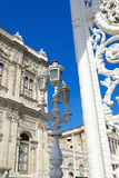 Dolma Bahche Palace, Istanbul. Turkey Royalty Free Stock Photo