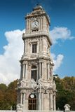 Dolmabahçe Palace Clock Tower Stock Image
