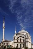 dolmabahce μουσουλμανικό τέμενο&s Στοκ Εικόνα