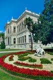 dolmabahce παλάτι Στοκ φωτογραφία με δικαίωμα ελεύθερης χρήσης
