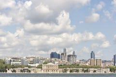 dolmabahce παλάτι Τουρκία της Κωνσταντινούπολης στοκ εικόνες