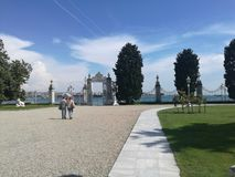 Dolmabahce стоковое фото