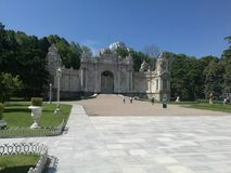 Dolmabahce immagine stock
