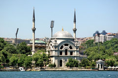 Dolmabahce Mosque Royalty Free Stock Images