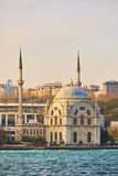 The Dolmabahce Mosque Stock Photos
