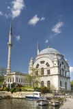 Dolmabahce Mosque, Istanbul, Turkey Royalty Free Stock Photo