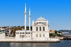 The Dolmabahce Mosque Stock Photography