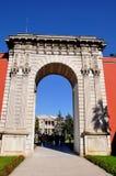 Dolmabahce pałac zdjęcie stock