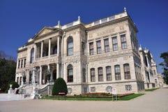 Dolmabahce pałac w Istanbuł, Turcja Obrazy Stock