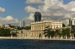 Dolmabahce Pałac Obrazy Royalty Free