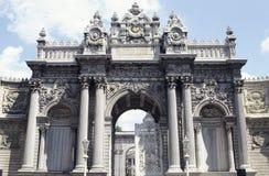 dolmabahce pałacu Obrazy Stock