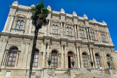 Dolmabahce Palace. In Istanbul,Turkey Stock Image