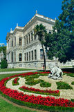 Dolmabahce Palace. In Istanbul,Turkey Royalty Free Stock Photo