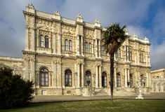 Dolmabahce Palace Stock Photography