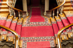 Dolmabahce palace interior, Istanbul Stock Images
