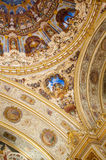 Dolmabahce palace interior, Istanbul Stock Photography