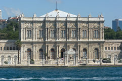 Dolmabahce Palace, Istanbul Stock Photos