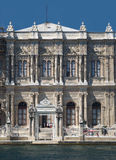 Dolmabahce palace in Istanbul Stock Photo