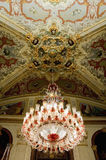 Dolmabahce Palace at Istanbul Royalty Free Stock Photography
