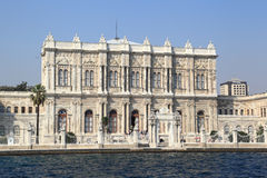 Dolmabahce Palace, Istanbul Stock Photography