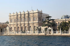 Dolmabahce Palace, Istanbul Stock Photo