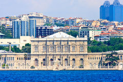 Dolmabahce Palace, Istanbul,Turkey Stock Photography