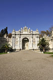 Dolmabahce palace, Istanbul, Turkey Stock Photo