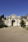 Dolmabahce palace, Istanbul, Turkey Stock Photo