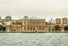 Dolmabahce Palace, Istanbul, Turkey Stock Image