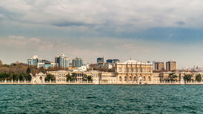Dolmabahce Palace, Istanbul, Turkey Stock Images