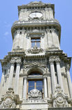 Dolmabahce palace Istanbul, Turkey Royalty Free Stock Images