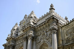 Dolmabahce palace Istanbul, Turkey Stock Photography