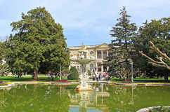 Dolmabahce Palace, Istanbul, Turkey Royalty Free Stock Photo