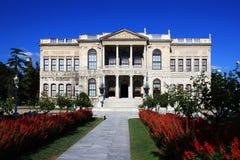 Dolmabahce Palast Stockbild