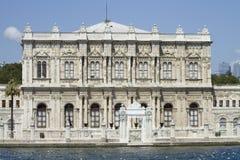 Dolmabahce-Palast, besiktas, Istanbul, Truthahn lizenzfreie stockfotografie