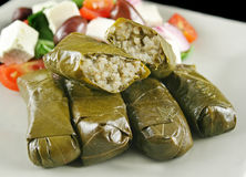 Dolmades 1 Royalty Free Stock Image