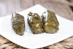 Dolmades Royalty Free Stock Photos