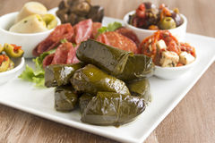 Dolmades Royalty Free Stock Photography