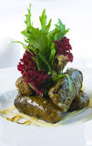 Dolmas,appetizer Stock Photos