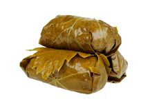 Dolmas On White Royalty Free Stock Images