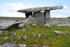 Dolmen, Ιρλανδία Στοκ Φωτογραφία