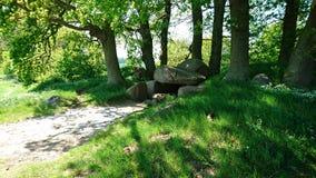dolmen imagens de stock