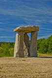 Dolmen Stock Photo