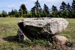 dolmen Royaltyfria Bilder