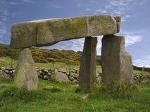dolmen legananny Στοκ Εικόνες
