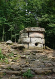 Dolmen of North Caucasus Royalty Free Stock Image